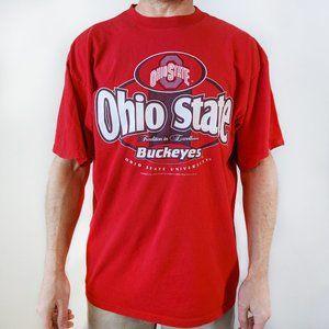 Vintage 90s Ohio State Buckeyes T-shirt